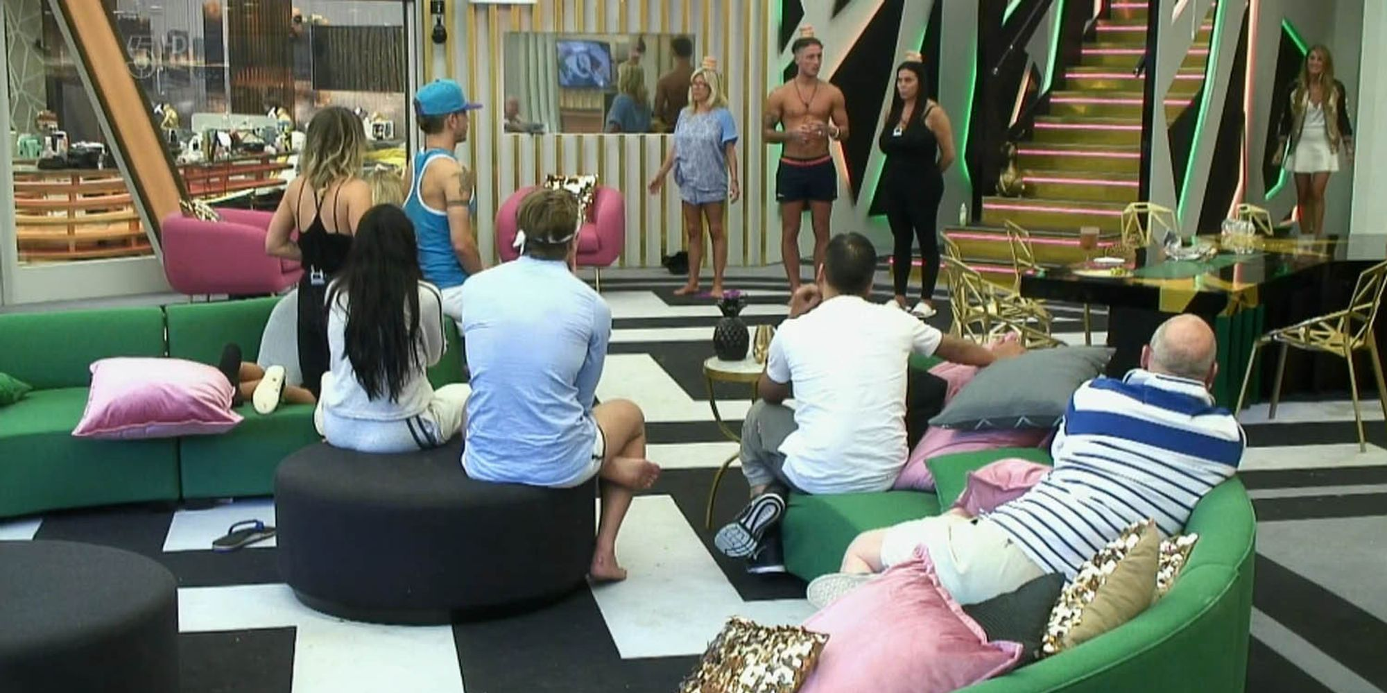 Celebrity Big Brother eviction odds: Dapper Laughs to get ...