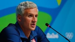 U.S Swimmer Ryan Lochte Apologises For Behaviour In