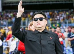 There's A Kim Jong Un Lookalike At The Olympics