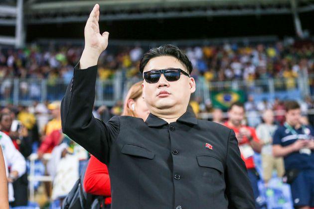 Image result for Kim Jong-un fake