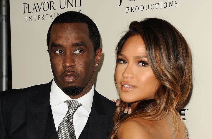 Does cassie still dating diddy