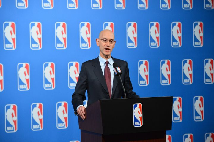 NBA Commissioner Adam Silver has decided to hold the 2017 All-Star Game in New Orleans instead of Charlotte, North Carolina,