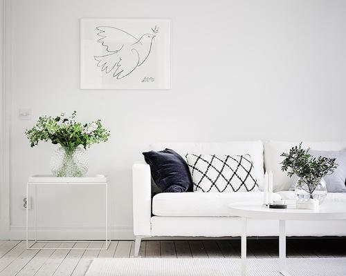 8 Home Decor Tricks To Brighten A Dark Room Huffpost Life