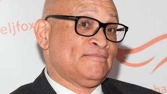 NEW YORK, NY - NOVEMBER 14:  Larry Wilmore attends the Michael J. Fox Foundation's 'A Funny Thing Happened On The Way To Cure Parkinson's' Gala at The Waldorf=Astoria on November 14, 2015 in New York City.  (Photo by Noam Galai/WireImage)