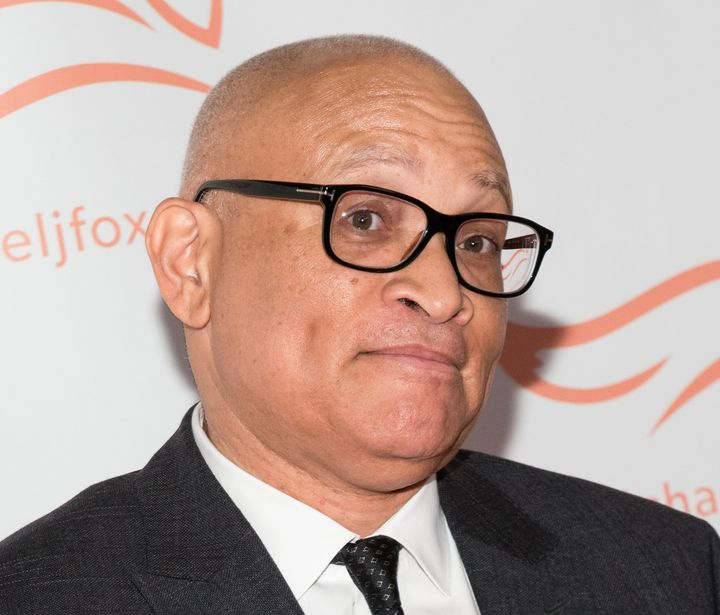 Larry Wilmore attends the Michael J. Fox Foundation's 'A Funny Thing Happened On The Way To Cure Parkinson's' Gala at The Wal