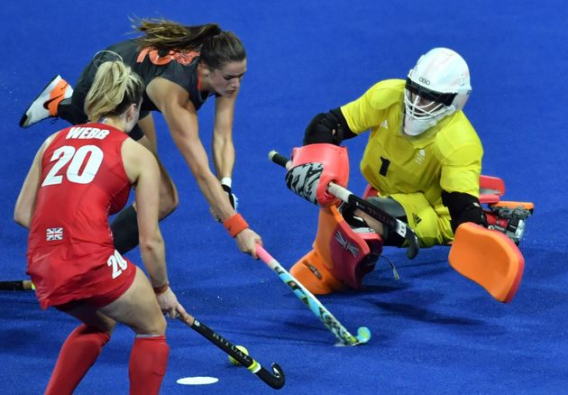 Britain Wins Olympic Gold In Women's Hockey In Nail-Biting Penalty