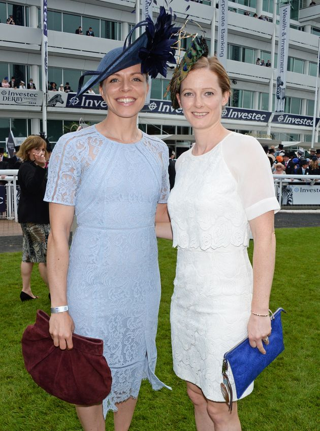 Kate and Helen
