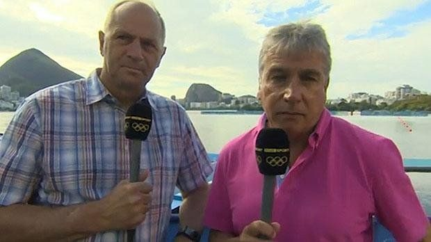 Steve Redgrave and John Inverdale clashed on air presenting Rio 2016