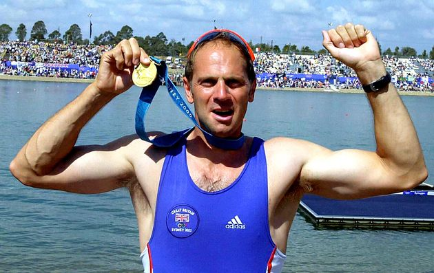 Sir Steve is a five-time Olympic gold medal