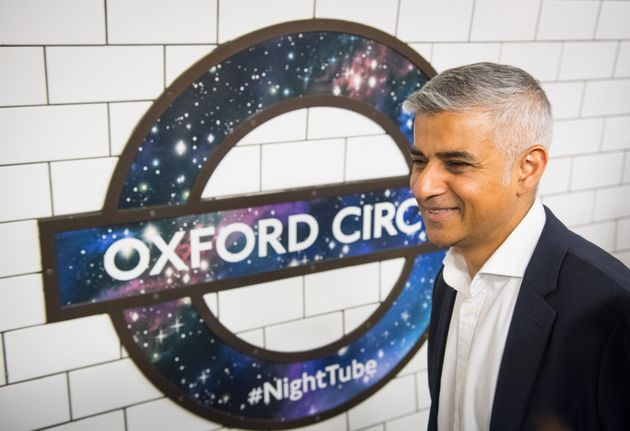 The night Tube launched this