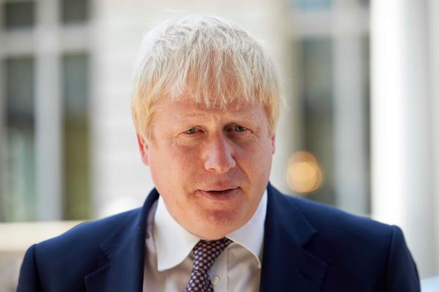 Khan hit out at his predecessor Boris