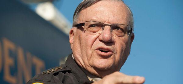 Judge Seeks Criminal Contempt Charges Against Arizona Sheriff Joe Arpaio
