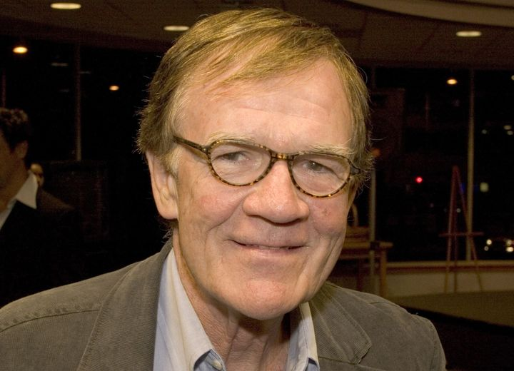 Jack Riley during a Bob Newhart in-store book signing at Borders in Westwood, California.