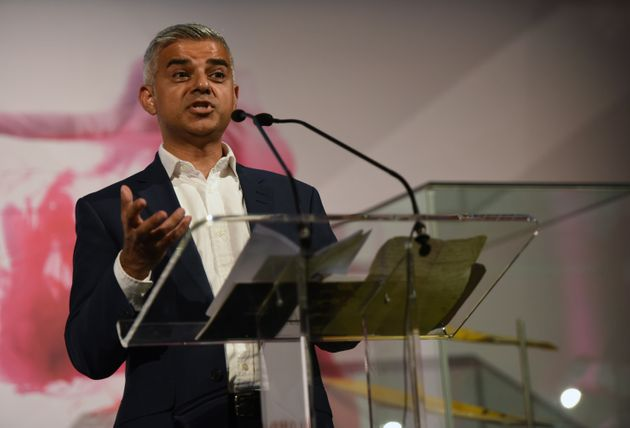 Sadiq Khan blasted Jeremy Corbyn's ranking in the opinion