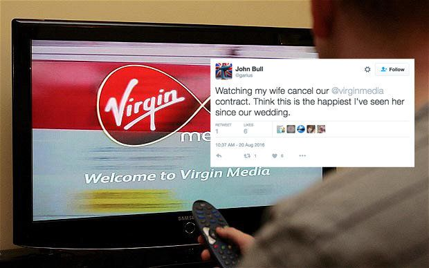 Angry Man's 4-Hour Rant Is A Hilarious PR Disaster For Virgin Media