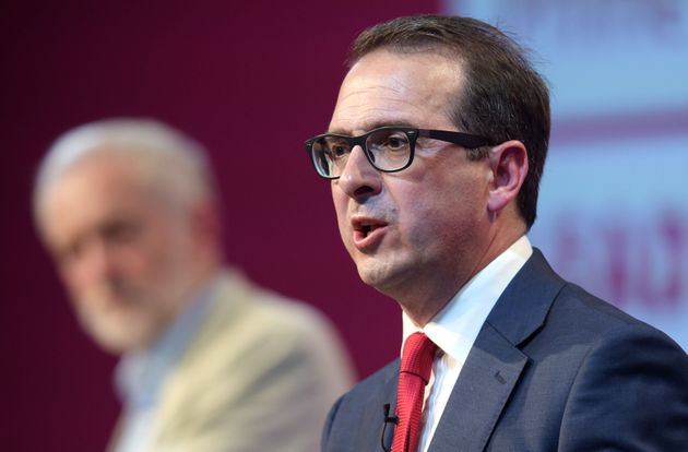 Smith is trying to be a 'fake' Jeremy Corbyn claims