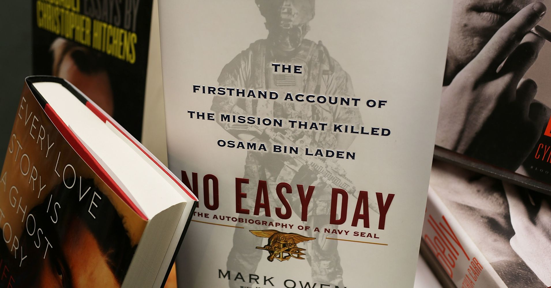 Navy Seal To Pay $68 Million Over Tellall Book On Bin Laden Raid   Huffpost
