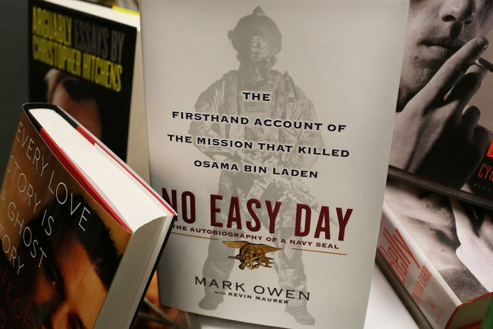 """Former Navy SEAL Matt Bissonnette wrote his book, """"No Easy Day,"""" under the pen name Mark Owen. He was later criticized for br"""