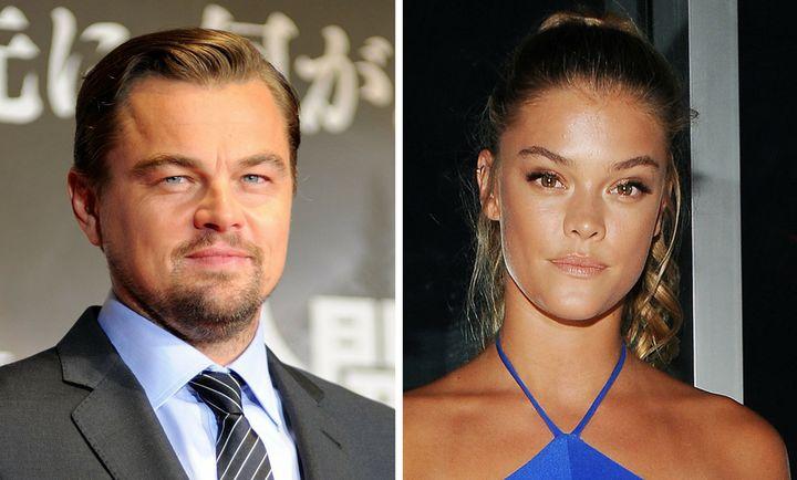 Leonardo DiCaprio and his girlfriend, Nina Agdal, were in a minor car accident Saturday.