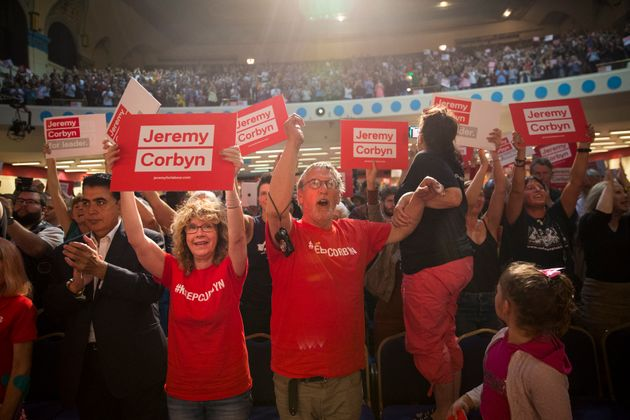 Sadiq Khan Booed At Jeremy Corbyn Rally Of Thousands In