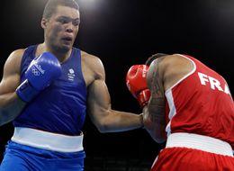 Team GB Makes History, Plus 'Super Mario', Disco Shoes And The 'Tonga Flag-Bearer'
