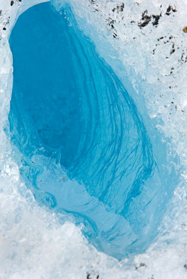 Beautiful Blue Lakes In East Antarctica Send A Worrying Message About Climate