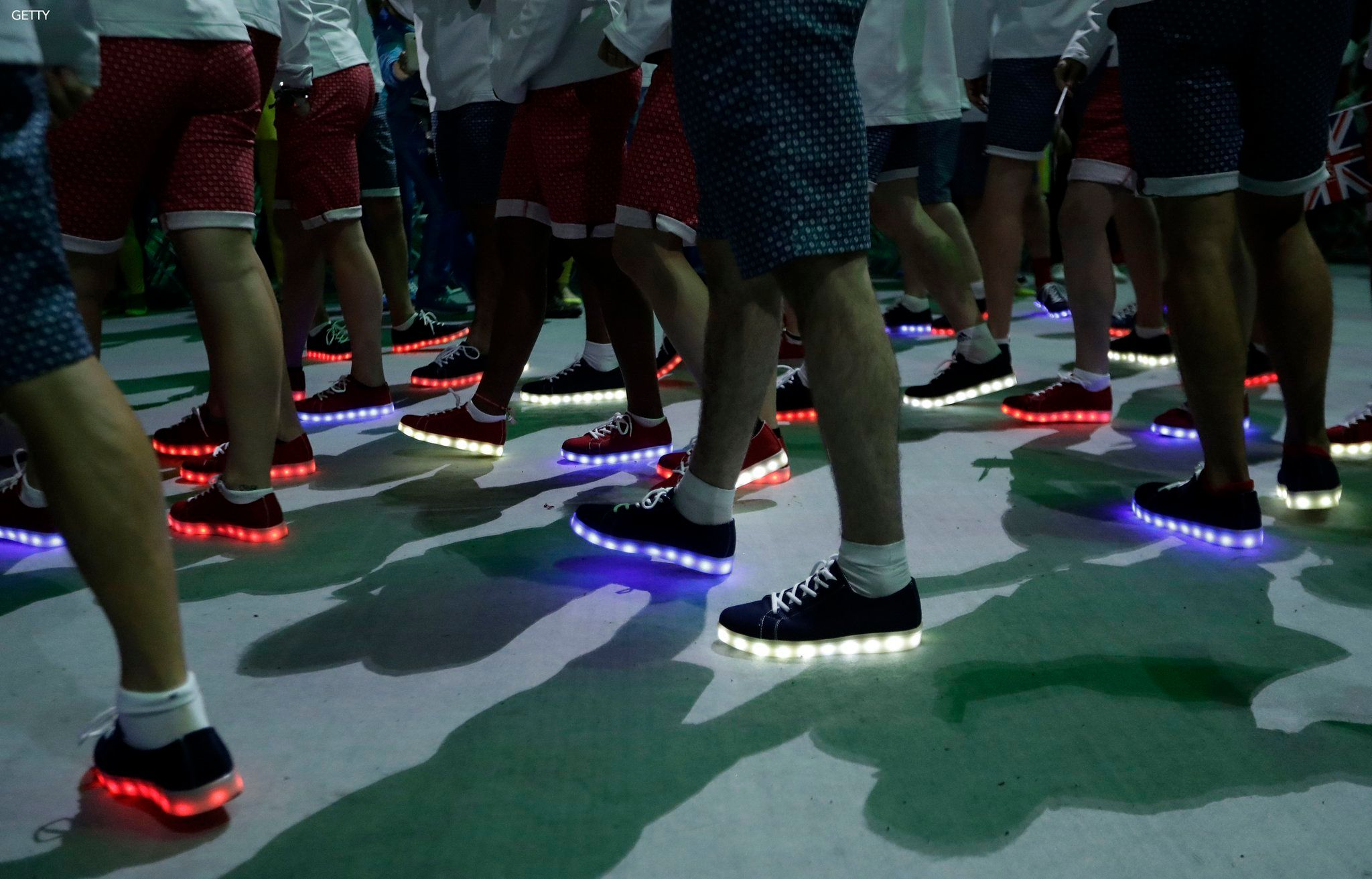 Team GB Won The Whole Olympics With These Light Up