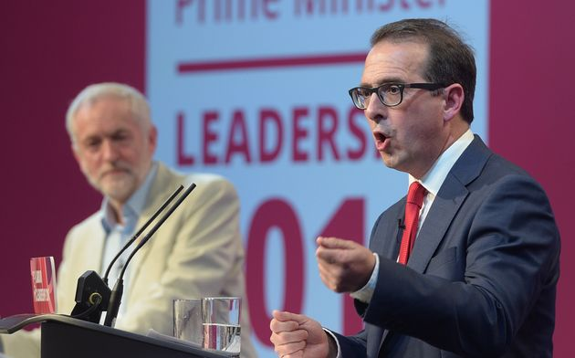 Jeremy Corbyn Should Condemn Booing Of Sadiq Khan, Says Owen