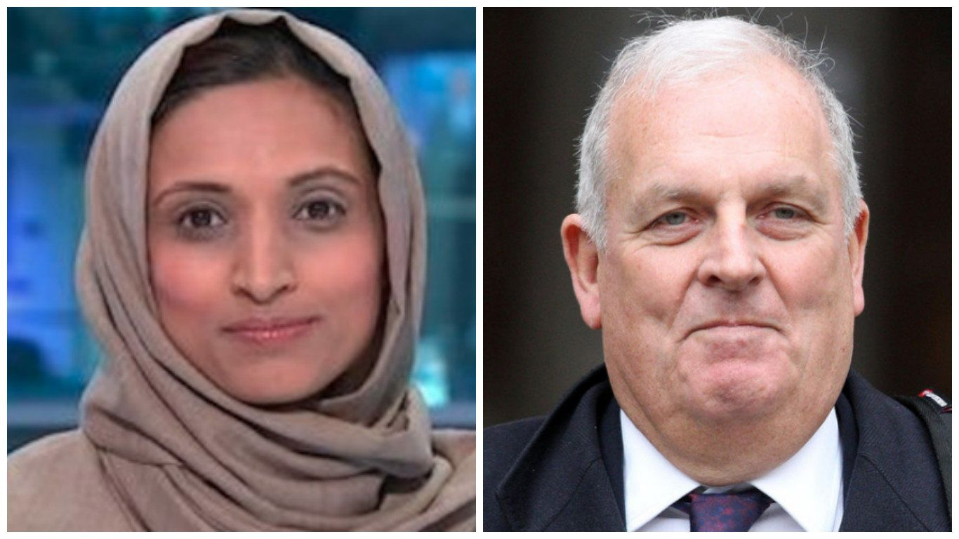 Kelvin MacKenzie's Appeal For Complaints About Fatima Manji Didn't Go As He