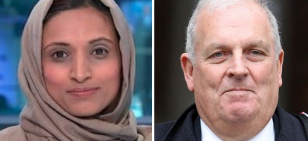 Kelvin MacKenzie's Appeal For Complaints About Fatima Manji Didn't Go As He Planned