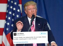 'Donald Trump Explains Movie Plots' The Best Thing On The Internet Right Now