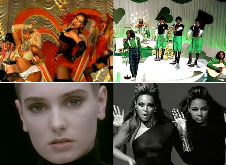 Every Video That's Won Video Of The Year At The VMAs