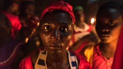 These Stunning Photos Take You Deep Inside Vodou Rituals In