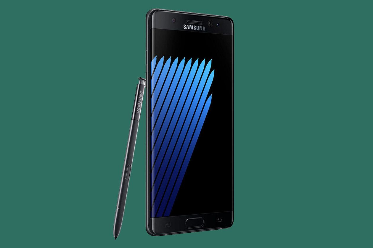Samsung Galaxy Note 7 Review: Quite Simply,