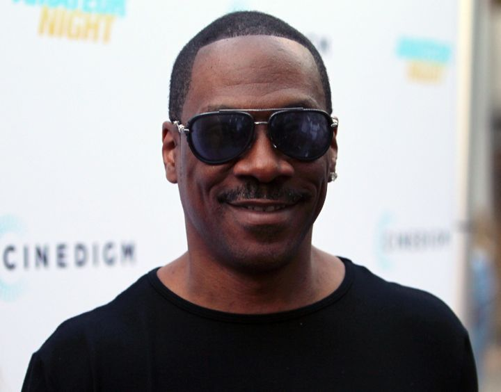 Actor Eddie Murphy on July 25 in Hollywood.