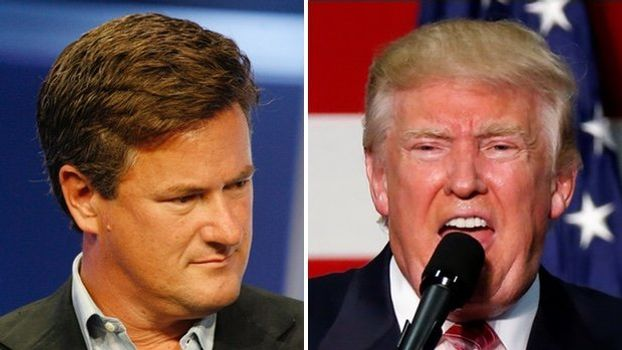 Trump goes after Joe Scarborough