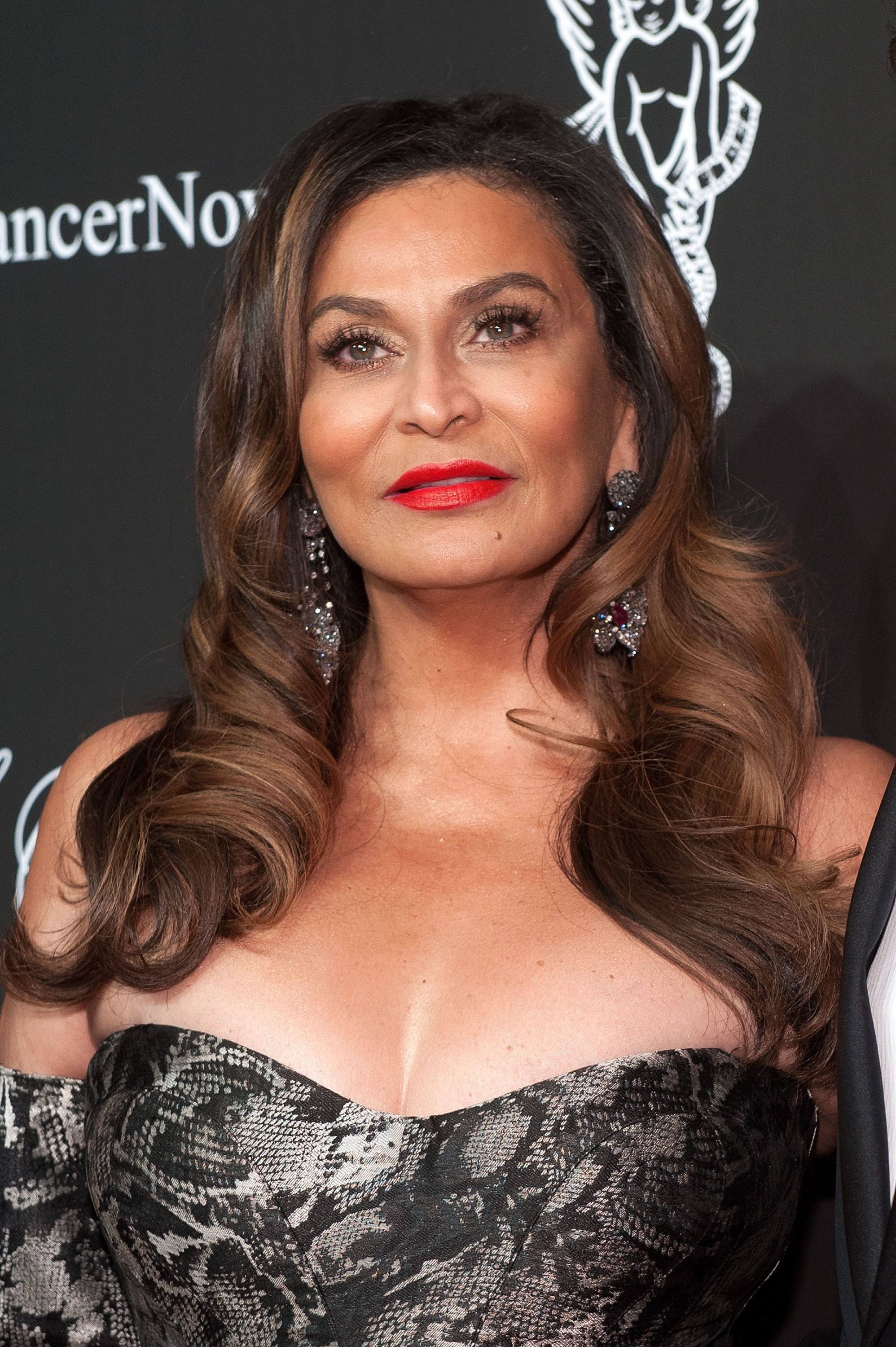 NEW YORK, NY - OCTOBER 20:  Tina Knowles attends the 2014 Angel Ball at Cipriani Wall Street on October 20, 2014 in New York City.  (Photo by D Dipasupil/FilmMagic)
