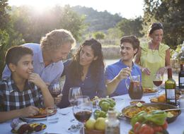 Study Determines Whether Family Or Friends Are The Key To Long Life