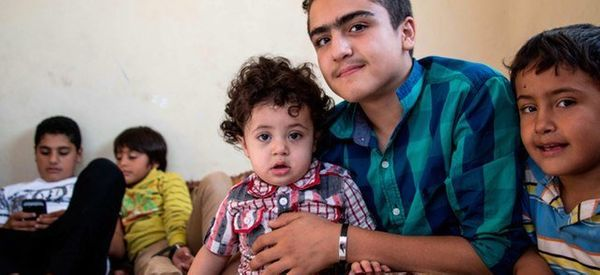 Yemeni Refugees Seek Safety In One Of The World's Poorest Places