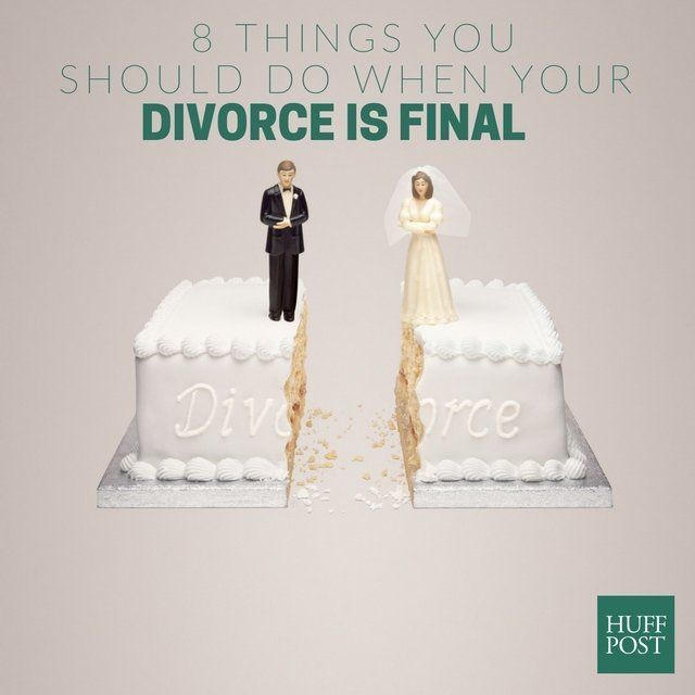 The first thing you must do when your divorce is final huffpost eg project via getty images solutioingenieria Image collections