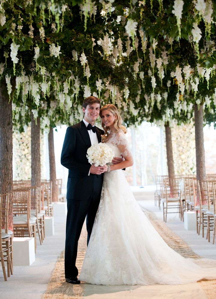 Here's How Ivanka Trump's And Chelsea Clinton's Weddings Stack Up ...