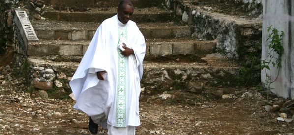 What This Haitian Priest Can Teach The Rest Of Us About Faith