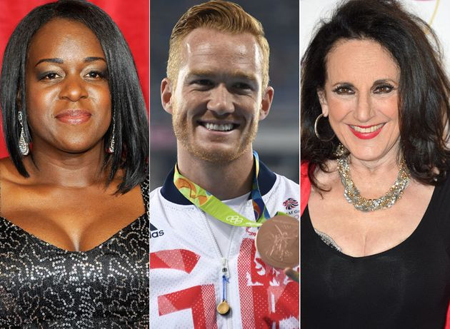 Olympian Greg Rutherford helps complete final Strictly line-up