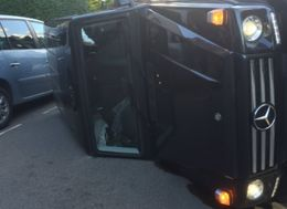 Nick Grimshaw 'Absolutely Fine' After Flipping Over Car In Road Accident