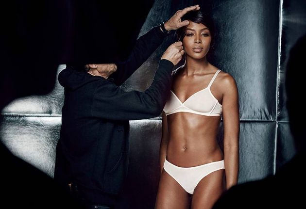 Naomi Campbell Stars In Stunning New Lingerie Campaign