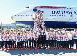 Team GB Receive Heroes' Welcome As They Return Home Triumphant