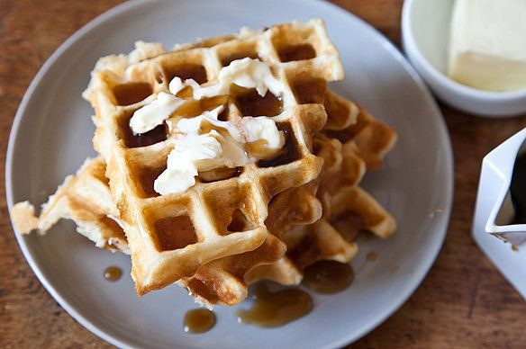 "<strong>Get the <a href=""http://food52.com/recipes/13871-aretha-frankenstein-s-waffles-of-insane-greatness"" target=""_blank"">A"