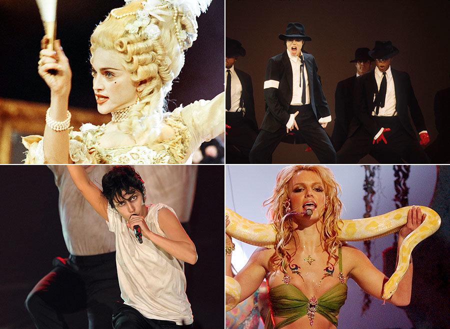 VMAs: 20 Most Iconic Performances