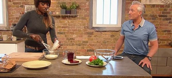 Lorraine Pascale Didn't Take Criticism Of Her 'Saturday Kitchen' Hosting Too Well