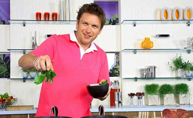 James Martin announced he was quitting the show in